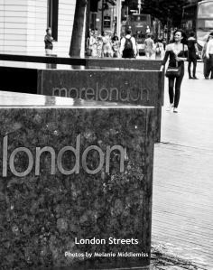 London Streets eBook