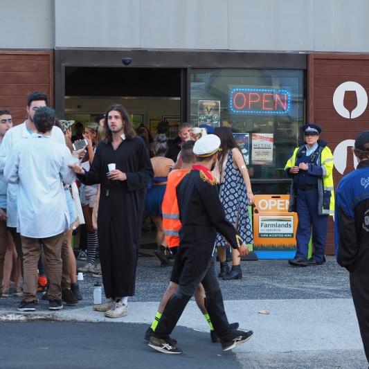 5:53pm #Dunedin #NewZealand